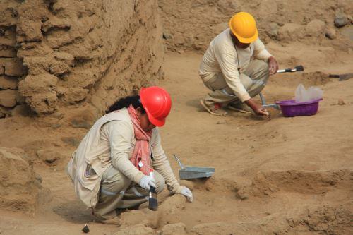 Durante seis meses, se excavarán cuatro unidades alrededor de la sección norte del denominado Complejo Funerario de Chayhuac An.