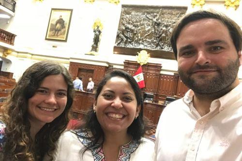 Alberto de Belaunde y venezolana María José Álvarez Niño