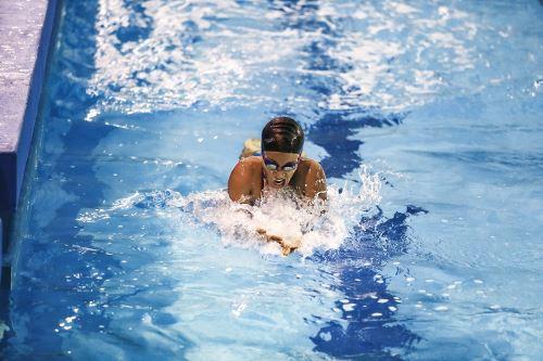 Niñas son el futuro de la natación