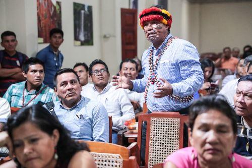 El fin de semana se efectuó en Iquitos la primera reunión del subsector de trabajo Hidrocarburos de la Comisión de monitoreo y cumplimiento de compromisos para las comunidades nativas de las provincias de Loreto, Datem del Marañón y Requena.