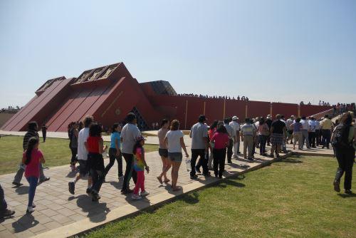 El Museo Tumbas Reales de Sipán conmemora los 32 años del descubrimiento de la tumba intacta del jerarca moche.