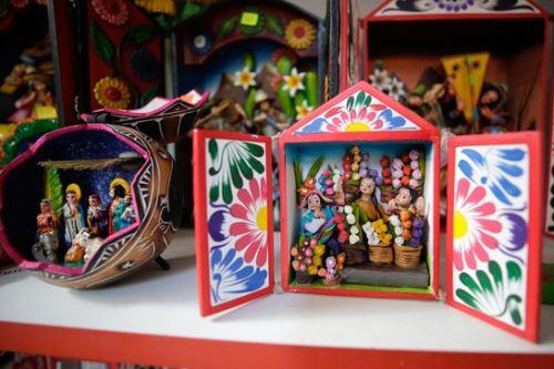 El retablo ayacuchano es símbolo de la identidad ayacuchana y del arte tradicional peruano, afirmó el Ministerio de Cultura.