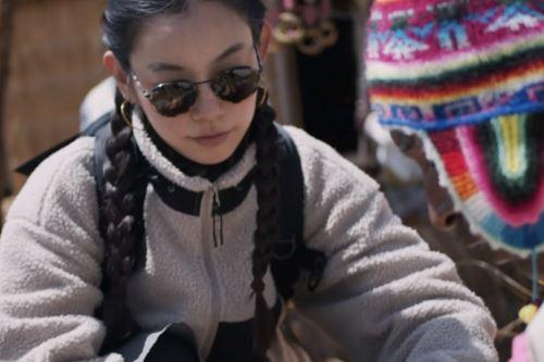 La influenciadora y modelo de pasarela japonesa, Yurie Akutsu, participa en la campaña de marketing digital de Promperú dirigida al mercado nipón.