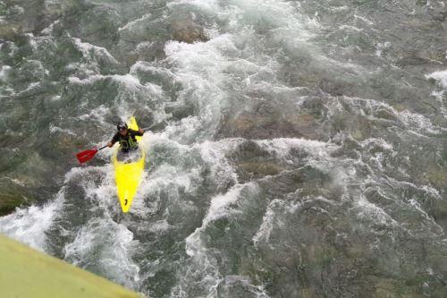 En el río Cañete, en el distrito de Lunahuaná, se desarrollará la competencia de canotaje slalom y canotaje extremo durante los Juegos Panamericanos 2019.