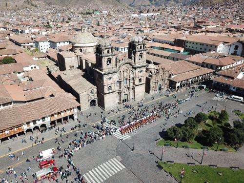 Forbes resalta también la belleza arquitectónica inca y colonial de la ciudad de Cusco.
