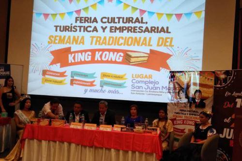 Del 19 al 29 de julio se llevará a cabo la Semana Tradicional del King Kong en Lambayeque.