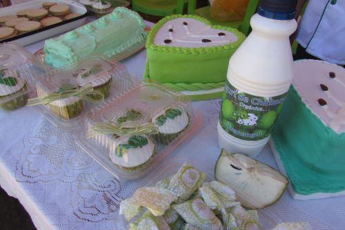 En el IX Festival de la Chirimoya Orgánica se ofrecerán variados productos elaborados sobre la base del fruto.