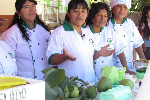 La comunidad de Huanangui será escenario de la novena edición del IX Festival de la Chirimoya Orgánica.