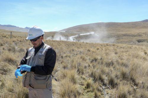 Los resultados preliminares de la fiscalización ambiental en Chumbivilcas (Cusco) fueron presentados en Santo Tomás.
