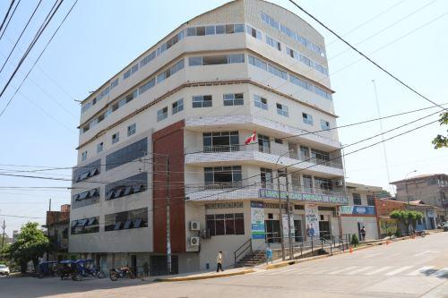 La sede de la Universidad Privada de Pucallpa se encuentra en el distrito de Callería, provincia ucayalina de Coronel Portillo.