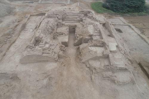 Especialistas del Ministerio de Cultura determinaron que Chayhuac An no registró arquitectura funeraria en el lado sur del recinto y que la hallada en ese sector obedecía a otros usos.