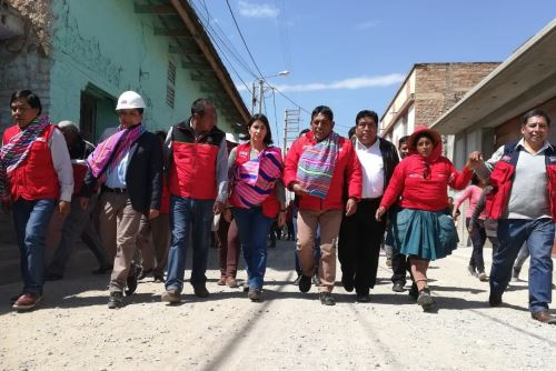 El alcalde encargado de Huancayo, Juan Carlos Quispe Ledesma, afirmó que asume con responsabilidad y compromiso la tarea.
