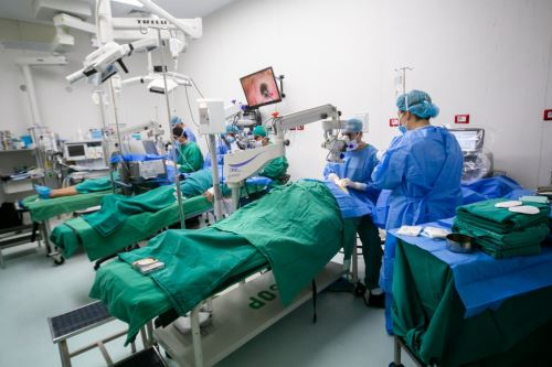 Intervenciones de catarata se efectuarán hasta el 20 de agosto en el Hospital I Víctor Alfredo Lazo Peralta de Puerto Maldonado, región Madre de Dios.