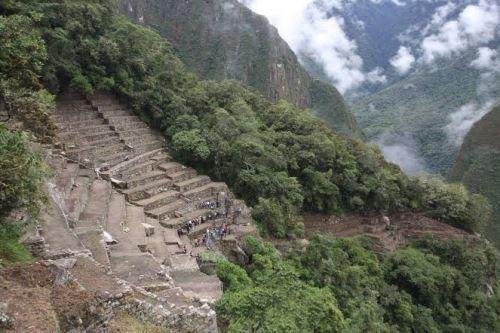 Especialistas trabajan para poner en valor otros sectores de Machu Picchu.
