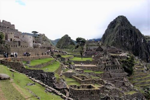 Con los horarios de ingreso se busca ordenar la visita de los turistas a Machu Picchu.