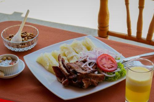 La gastronomía es otra de las fortalezas del distrito del valle de Nepeña (Áncash).
