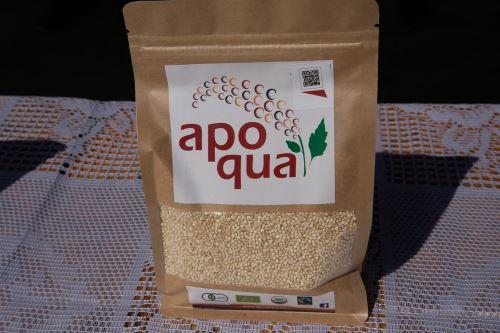 Mincetur destaca el potencial de la quinua de Ayacucho como producto exportable.