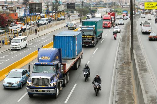 Pico y placa para camiones