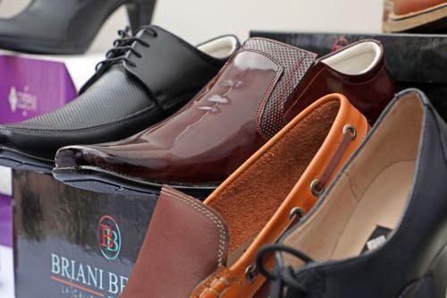 La oferta de calzado de cuero es uno de los principales atractivos para los turistas peruanos interesados en hacer negocios.