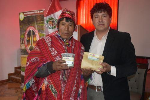 Las razas nativas de maíz constituyen uno de los mayores legados de la agricultura tradicional peruana; por ello, la importancia de la entrega de semillas.