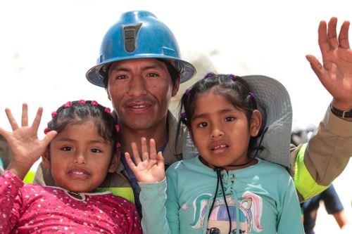 Arequipa logró cerrar el año con la formalización de 1,243 pequeños mineros, una cifra histórica para la región.