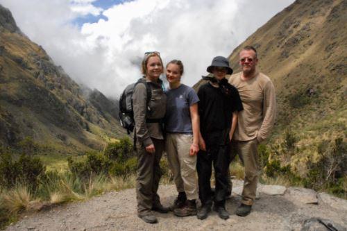 Durante dos semanas, la periodista noruega-escocesa Mariella Frostrup, del diario inglés The Telegraph,visitó Arequipa, Cusco, Puno y Lima.