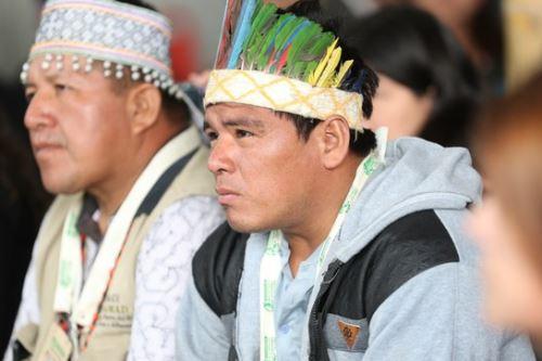 Pueblos indígenas cumplen un rol vital en la conservación de nuestra biodiversidad, destacó la ministra del Ambiente, Fabiola Muñoz.