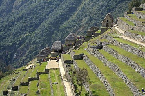 Este año, los mexicanos, chilenos, colombianos y costarricenses demostraron gran interés por visitar la ciudadela incaica.