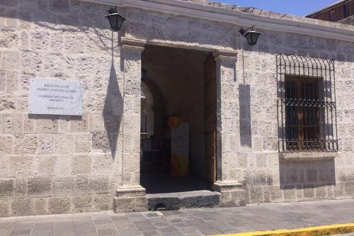 El 28 de octubre empezará la venta física de las entradas para los eventos del Hay Festival Arequipa 2019 en las instalaciones de la Biblioteca Personal de Mario Vargas Llosa.