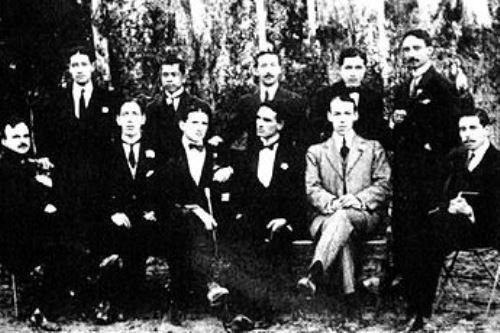 El Grupo Norte reunió a César Vallejo, Antenor Orrego, Alcides Spelucín, Víctor Raúl Haya de la Torre y otros intelectuales.