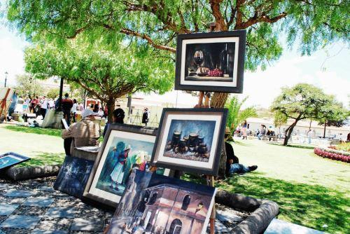 Más de 300 artistas nacionales y extranjeros participarán en el IX Concurso Internacional de Pintura Mario Urteaga Alvarado.