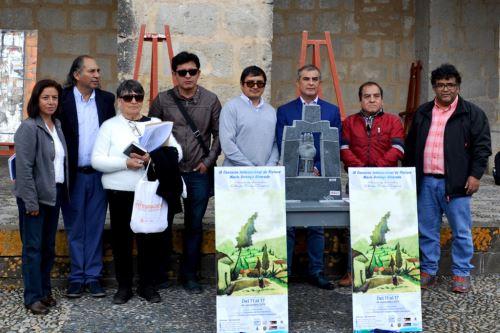 El IX Concurso Internacional de Pintura Mario Urteaga Alvarado rendirá homenaje al extinto artista cajamarquino Alfredo Rocha Zegarra.
