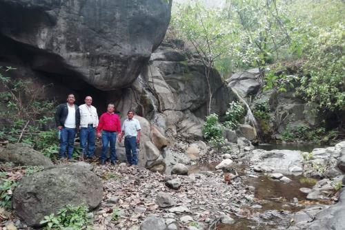 El centro poblado Las Delicias se encuentra el geoglifo del Águila de Oyotún, que bien podría convertirse en un nuevo atractivo turístico de Lambayeque.