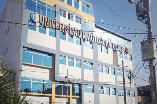 La Universidad Privada Autónoma del Sur tiene 644 estudiantes en tres programas académicos.