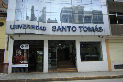 La Universidad Peruana Santo Tomás de Aquino de Ciencia e Integración de Junín no cumplió con las condiciones básicas de calidad establecidas por la Ley Universitaria.