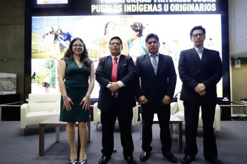 Las El Ministerio de Cultura presentó el nuevo diseño y funciones de la Base de Datos Oficial de Pueblos Indígenas u Originarios.