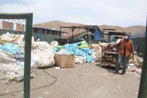 Yanahuara camina a convertirse en un distrito ecoeficiente, afirmó su alcalde, Anghelo Huerta.