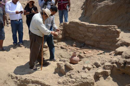 Investigaciones arqueológicas permiten fomentar la identidad y reconstruir la verdadera historia de la región Lambayeque, afirma el director del Museo Tumbas Reales de Sipán, Walter Alva.