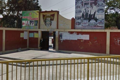 La docente Sonia Margot Reyes Molina laboró hasta el año pasado en el colegio Gastón Vidal Corcuera de Nuevo Chimbote (Áncash).