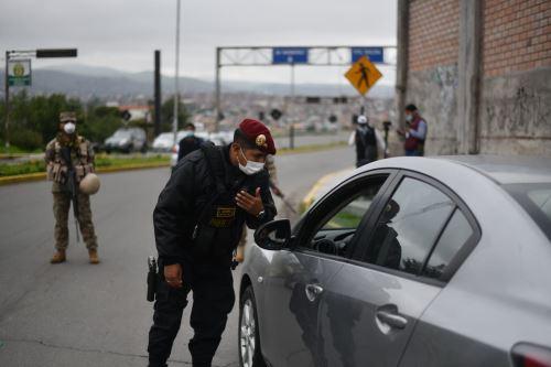 Cuales Son Las 63 Provincias Donde El Toque De Queda Empieza A Las 20 00 Horas Noticias Agencia Peruana De Noticias Andina