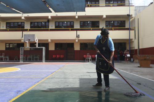 Higiene y limpieza pública