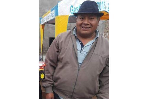 Owen Poves Pizarro era natural del distrito de Paca (Junin).