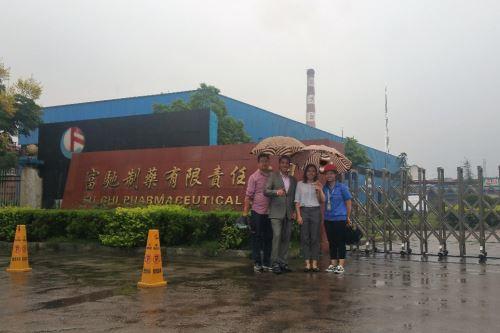 Peruano exitoso en China