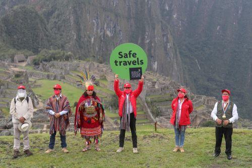 Safe Travels: conoce el sello que reconoce destinos turísticos seguros ante  el covid-19 | Noticias | Agencia Peruana de Noticias Andina