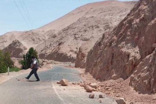 Temblor de magnitud 5.5 alarma a la región Arequipa   Noticias