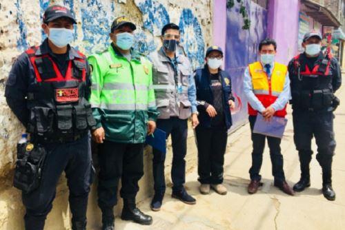 Huancayo: Sucamec decomisó alrededor de 40 kilos de pirotécnicos   Noticias