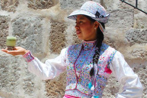 La puesta en valor de la bebida fue promovida por la Asociación de Guías Oficiales Profesionales de Turismo de Arequipa.