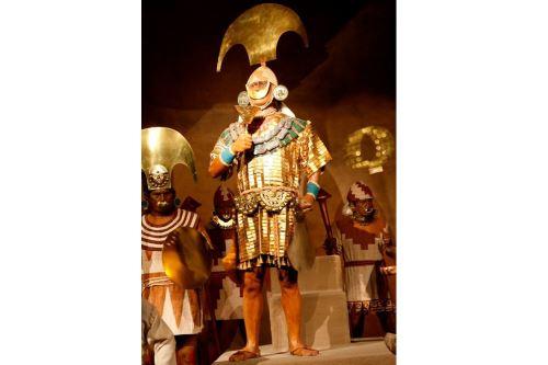 La tumba del Señor de Sipán fue descubierta por el arqueólogo Walter Alva.