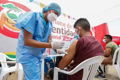Región Piura recibe más de 158000 dosis de la vacuna contra el covid-19 - ANDINA
