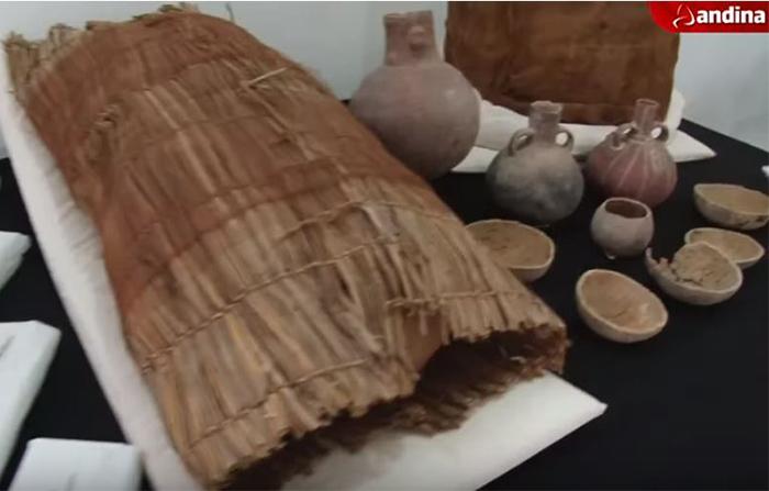 Mateo Salado: hallan dos restos de infantes de menos de un año